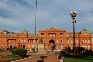 "The Presidential Palace (the ""Pink House"")"