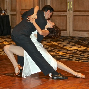 Tango Demonstration  Tango Demonstration