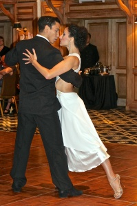 Tango Demonstration  Tango Demonstration