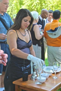 Pisco Sour Demonstration