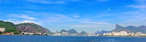 Boat Cruise on Guanabara Bay