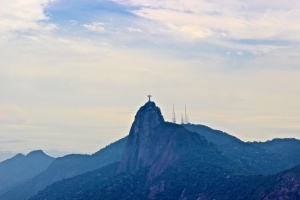 Christ the Redeemer from Sugar Loaf
