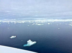 Sailing the Weddell Sea