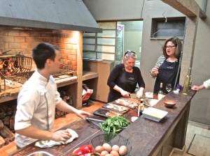 Cooking Class at Cordillera Vino y Fuego