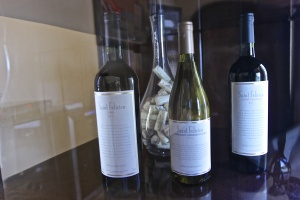 The wines we tasted at Catena Zapata
