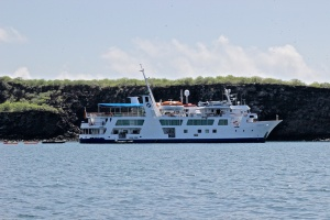 Our ship, the Isabela II