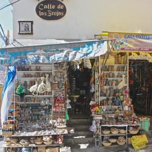 Calle de Las Brujas (Witches Alley)