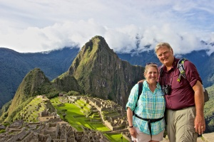 Machu Picchu Day 1 2