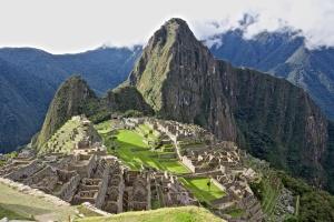 Machu Picchu Day 1 3