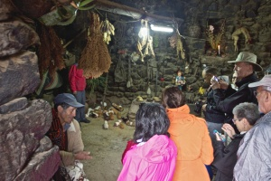 Traditional Incan Home