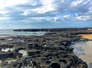 Farewell to Santiago Island