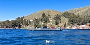 Taquina Strait
