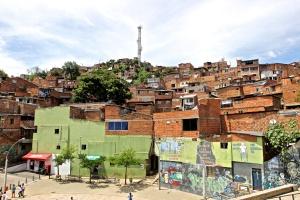 Santo Domingo neighborhood