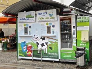 Milk Dispensing Machine
