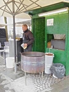Chestnut Vendor