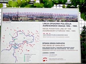 The Siege  of Sarajevo 14