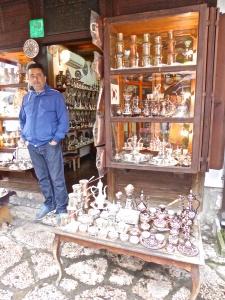 Walking Tour of Sarajevo 12