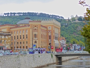 Walking Tour of Sarajevo 3