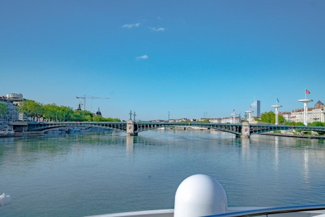 On the Rhone-9