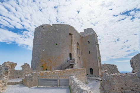 Cathar Castles in Languedoc-129