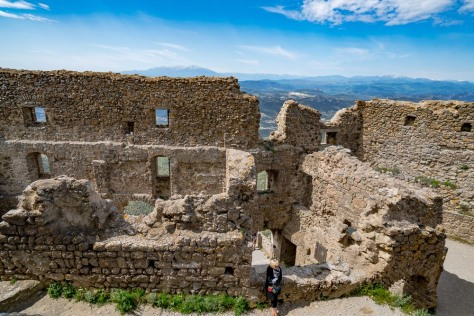 Cathar Castles in Languedoc-138