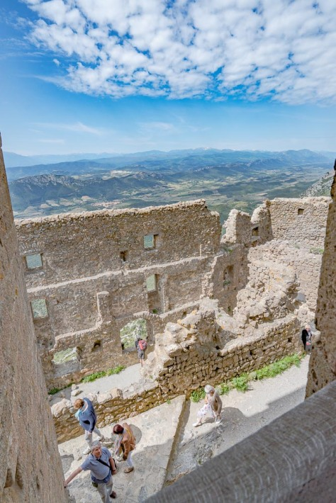 Cathar Castles in Languedoc-147
