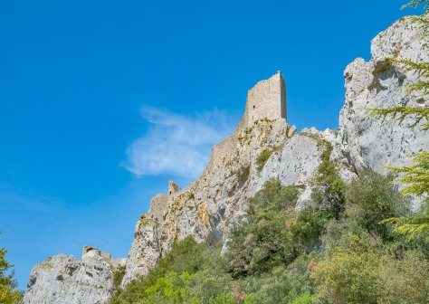 Cathar Castles in Languedoc-219