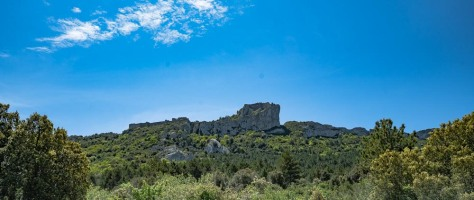 Cathar Castles in Languedoc-300