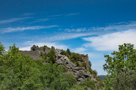 Cathar Castles in Languedoc-343