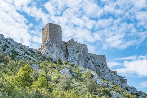 Cathar Castles in Languedoc-45