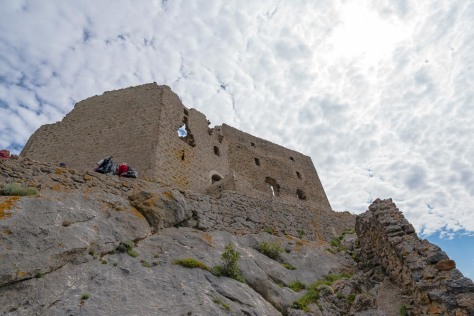 Cathar Castles in Languedoc-99