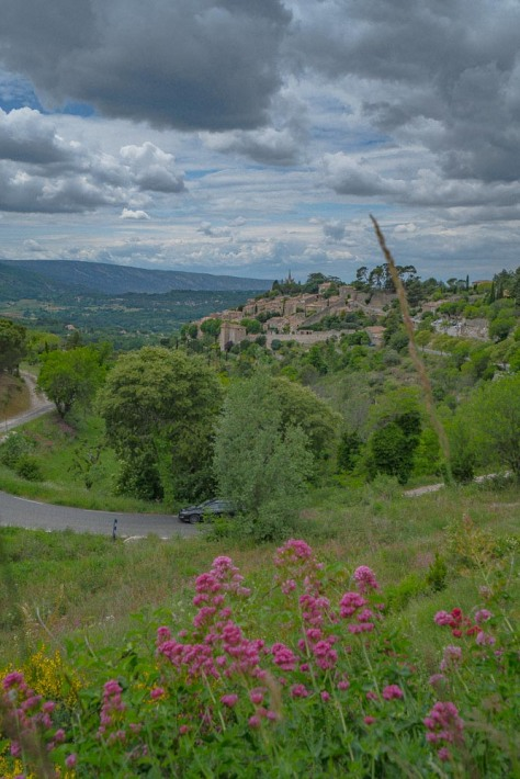 Luberon Hill Towns-90
