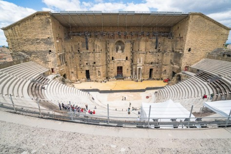 Roman Theatre of Orange-57
