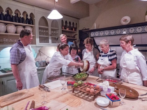 Cooking class at La Mirande Hotel-20