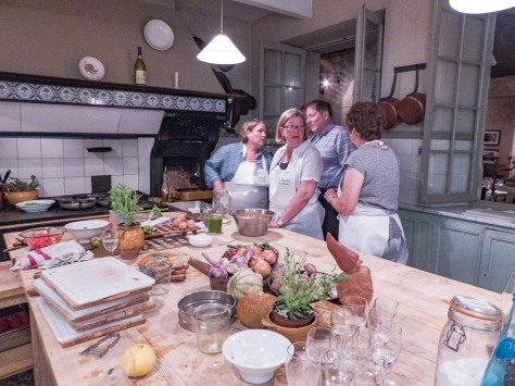 Cooking class at La Mirande Hotel-25