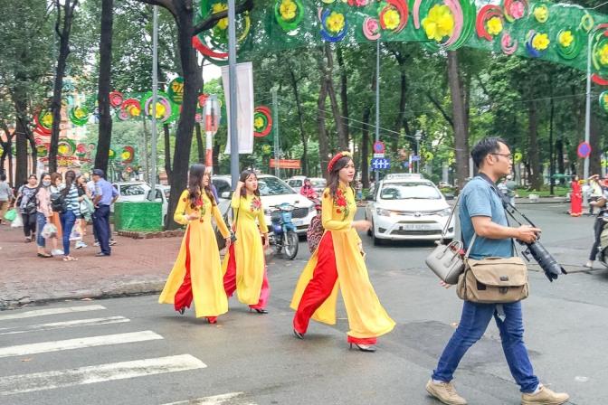 Saigon: A City of Contrasts