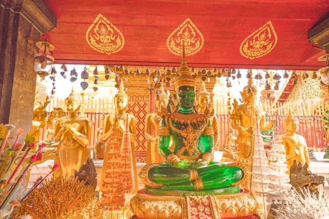 All That Glitters …Is Probably a Thai Temple