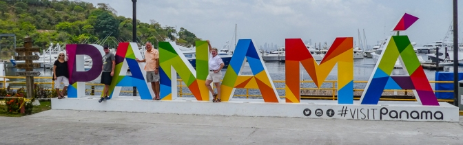 Checking Out Casco Viejo and the Panama Canal