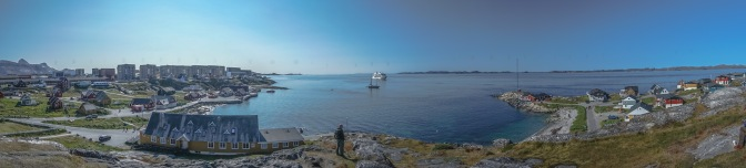 Look! Look! It's Nuuk!