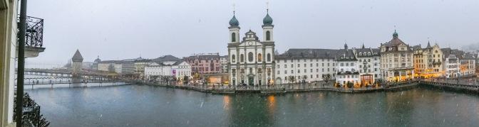 From Lichtenstein to Lucerne